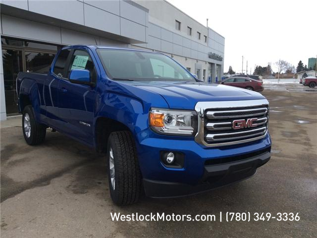 2018 GMC Canyon SLE (Stk: 18T140) in Westlock - Image 9 of 26