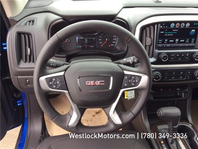 2018 GMC Canyon SLE (Stk: 18T140) in Westlock - Image 13 of 26