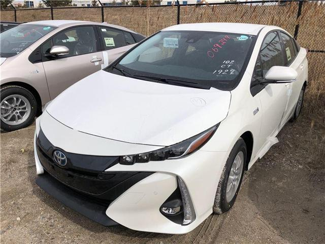 2018 Toyota Prius Prime Upgrade (Stk: 69249) in Brampton - Image 1 of 5