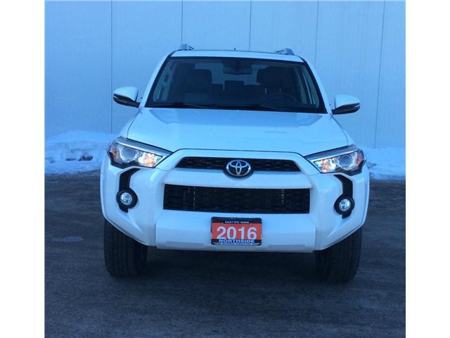 2016 Toyota 4Runner SR5 (Stk: P4726) in Sault Ste. Marie - Image 2 of 9