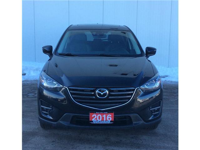 2016 Mazda CX-5 GT (Stk: P4750) in Sault Ste. Marie - Image 2 of 5