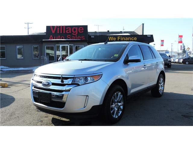 2014 Ford Edge Limited (Stk: P35076) in Saskatoon - Image 1 of 23