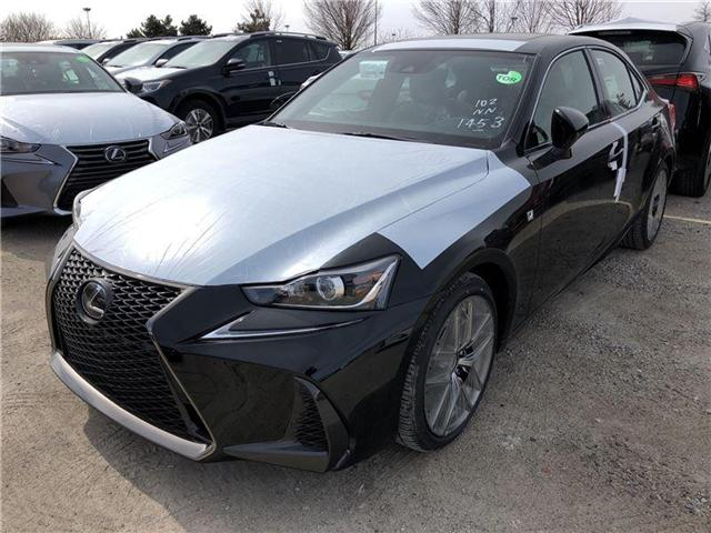 2018 Lexus IS 300 Base (Stk: 29456) in Brampton - Image 1 of 5