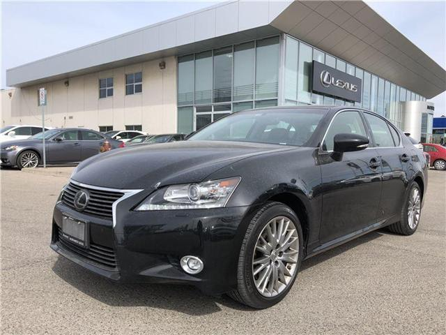 2015 Lexus GS 350 Base (Stk: A001257T) in Brampton - Image 1 of 14