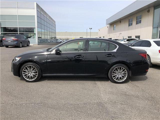 2015 Lexus GS 350 Base (Stk: A001257T) in Brampton - Image 2 of 14