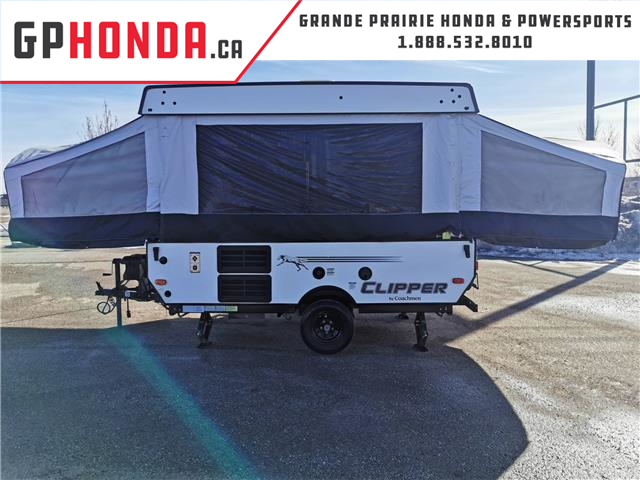 2018 Travel Trailer FOREST RIVER CLIPPER TENT TRAILER (Stk: P21-038) in Grande Prairie - Image 1 of 10