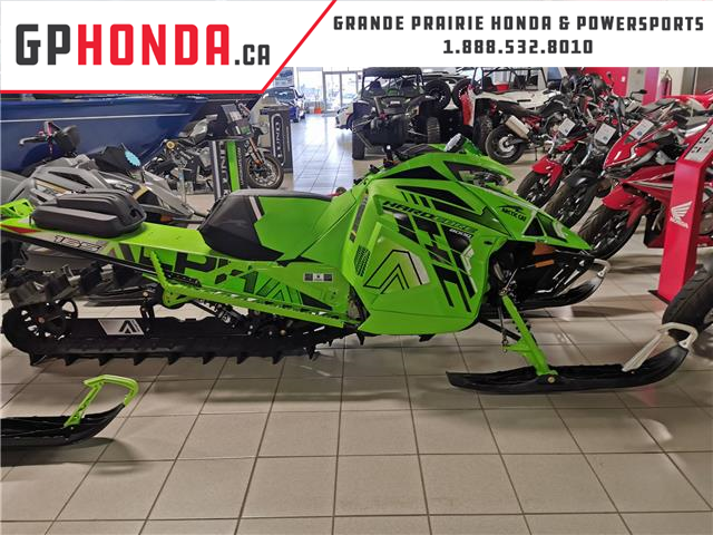 2022 Arctic Cat M8000 HARDCORE ALPHA ONE 165 EB SK (Stk: 22AS-004) in Grande Prairie - Image 1 of 4