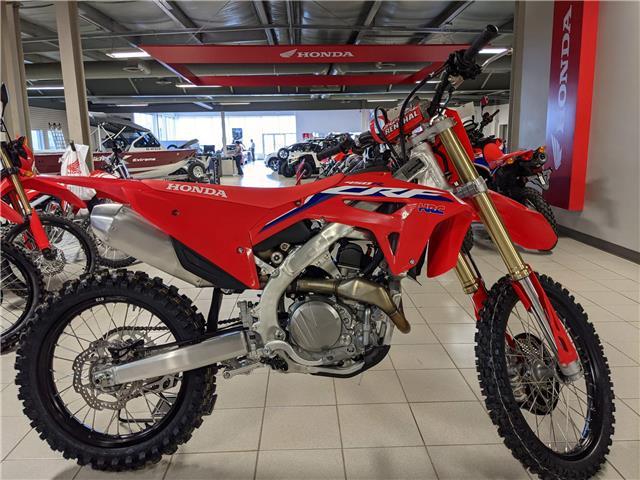 2022 Honda CRF450R MOTOCROSS (Stk: 22HD-004) in Grande Prairie - Image 1 of 7