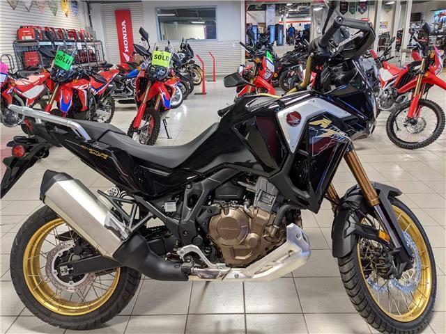 2021 Honda AFRICA TWIN ES (Stk: 21HD-055) in Grande Prairie - Image 1 of 8