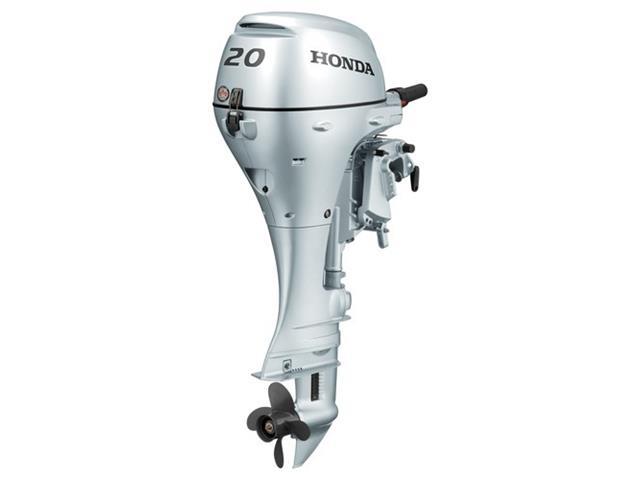 2020 Honda BF20 LONG SHAFT (Stk: HM-060) in Grande Prairie - Image 1 of 1