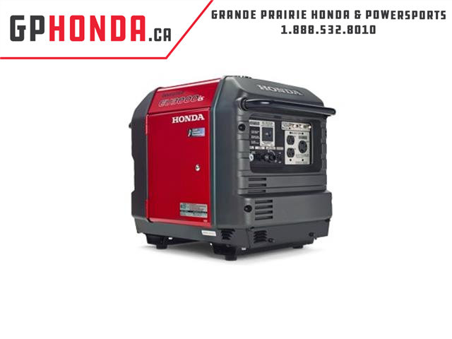 2021 Honda EU3000ISC4 ULTRA-QUIET 3000I ES (Stk: HG-1076) in Grande Prairie - Image 1 of 1