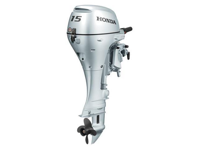 2021 Honda BF15 LONG SHAFT (Stk: HM-079) in Grande Prairie - Image 1 of 1