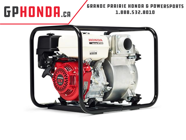 2021 Honda Trash Pump WT30XK4C (Stk: HP-375) in Grande Prairie - Image 1 of 1