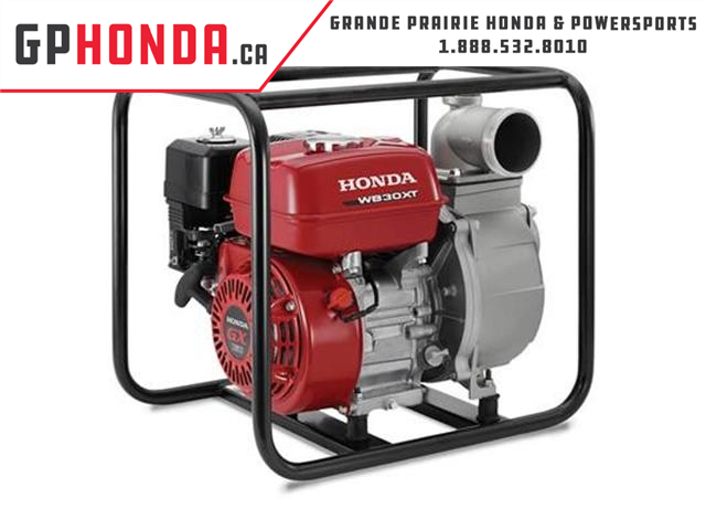 2021 Honda Transfer Pump WB30XT3C1 (Stk: HP-319) in Grande Prairie - Image 1 of 1