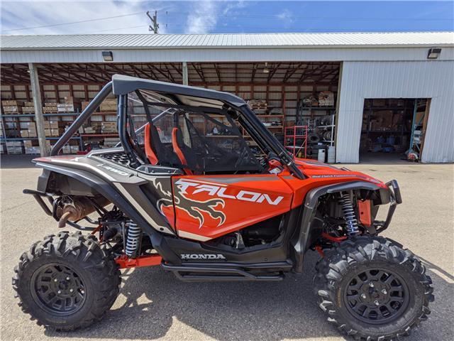 2021 Honda SxS TALON 2 SEATER SPORT (Stk: 21HX-014) in Grande Prairie - Image 1 of 8