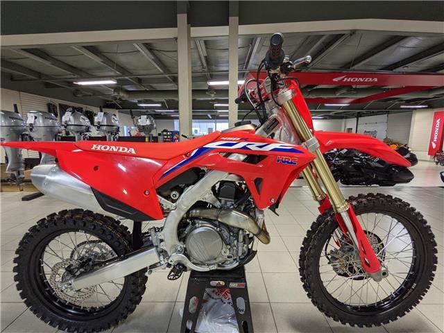 2022 Honda CRF450R MOTOCROSS (Stk: 22HD-012) in Grande Prairie - Image 1 of 6