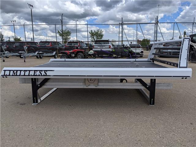 2021 Limitless LONG  BOX WHITE (Stk: T871) in Grande Prairie - Image 1 of 11