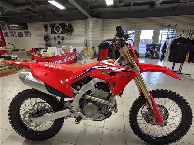 2022 Honda CRF250R MOTOCROSS (Stk: 22HD-020) in Grande Prairie - Image 1 of 6