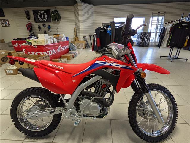 2022 Honda CRF125F TRAIL (Stk: 22HD-034) in Grande Prairie - Image 1 of 7
