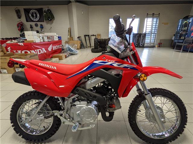2022 Honda CRF110F TRAIL (Stk: 22HD-032) in Grande Prairie - Image 1 of 6