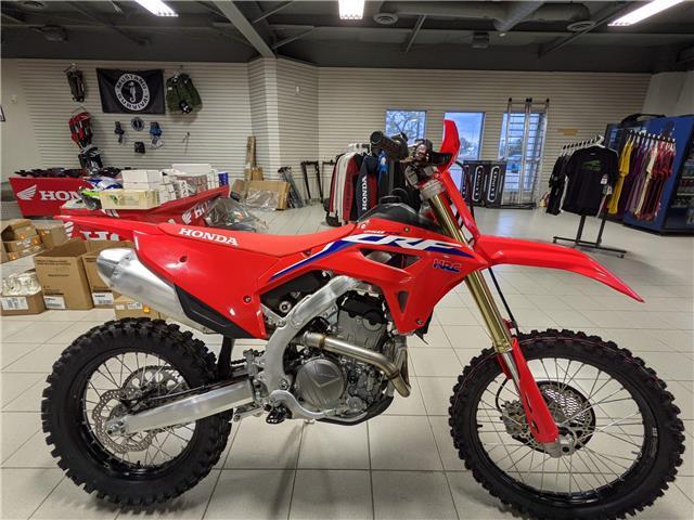 2022 Honda CRF250RX MOTOCROSS/CROSS COUNTRY (Stk: 22HD-051) in Grande Prairie - Image 1 of 6