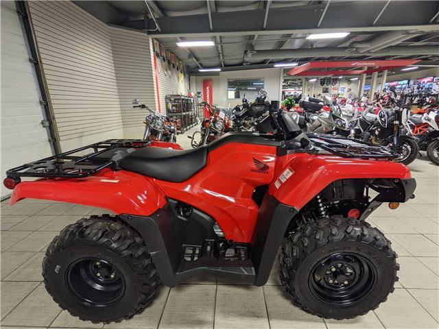 2022 Honda RANCHER 420 MANUAL (Stk: 22HA-028) in Grande Prairie - Image 1 of 7