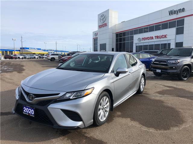 2020 Toyota Camry SE (Stk: 11239) in Thunder Bay - Image 1 of 29