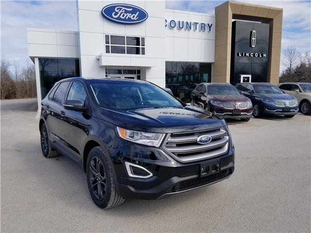 Ford Edge Sel Fmpkjjbb Ed In Bobcaygeon
