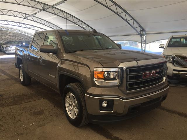 2015 GMC Sierra 1500 SLE (Stk: 124330) in AIRDRIE - Image 1 of 18