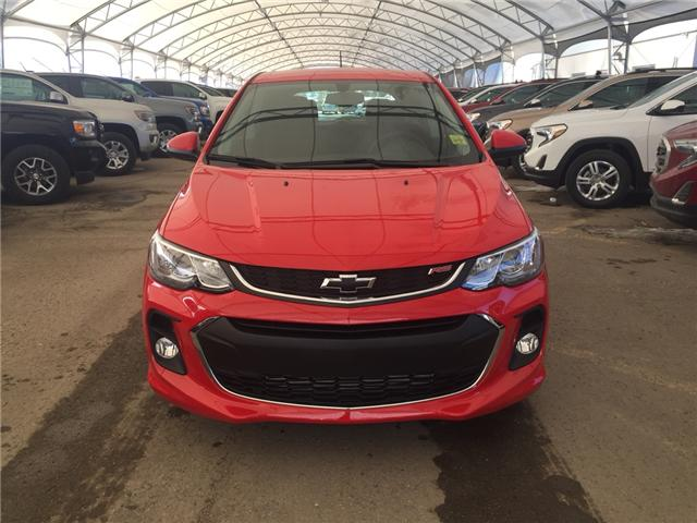 2018 Chevrolet Sonic LT Manual (Stk: 161648) in AIRDRIE - Image 2 of 20
