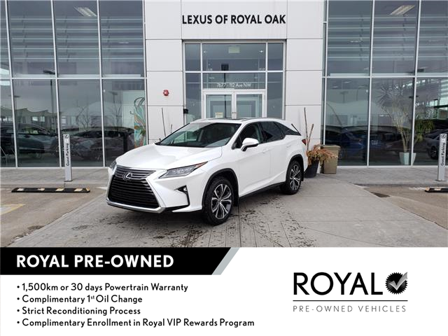 2019 Lexus RX 350L Luxury (Stk: LU0372) in Calgary - Image 1 of 18