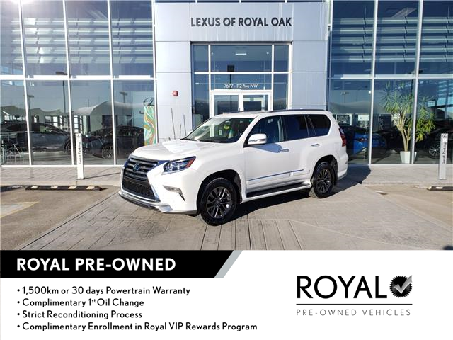 2018 Lexus GX 460 Base (Stk: LU0363A) in Calgary - Image 1 of 22