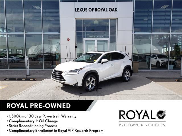 2016 Lexus NX 200t Base (Stk: L21251A) in Calgary - Image 1 of 21