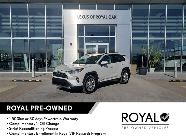 2019 Toyota RAV4 Limited (Stk: L21211A) in Calgary - Image 1 of 21