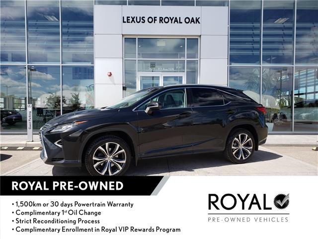 2016 Lexus RX 350 Base (Stk: LU0389) in Calgary - Image 1 of 18