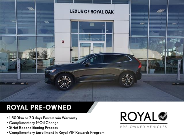 2018 Volvo XC60 T6 Momentum (Stk: L21002A) in Calgary - Image 1 of 17