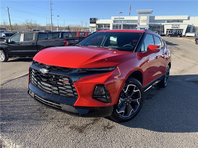 2021 Chevrolet Blazer RS (Stk: MS514785) in Calgary - Image 1 of 29