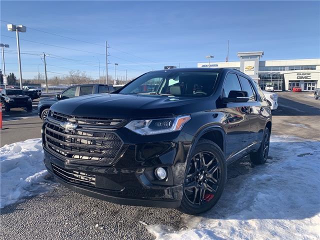 2021 Chevrolet Traverse Premier (Stk: MJ143935) in Calgary - Image 1 of 29