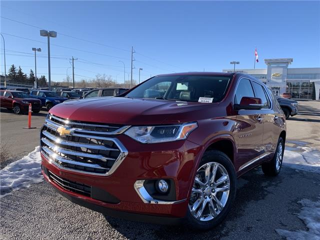 2021 Chevrolet Traverse High Country (Stk: MJ148716) in Calgary - Image 1 of 29