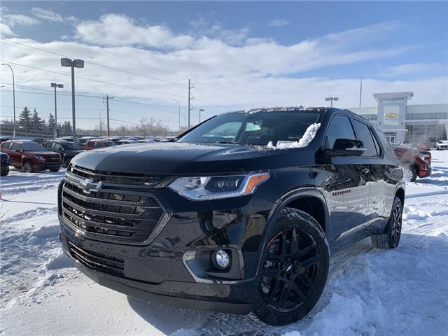 2021 Chevrolet Traverse Premier (Stk: MJ129409) in Calgary - Image 1 of 30