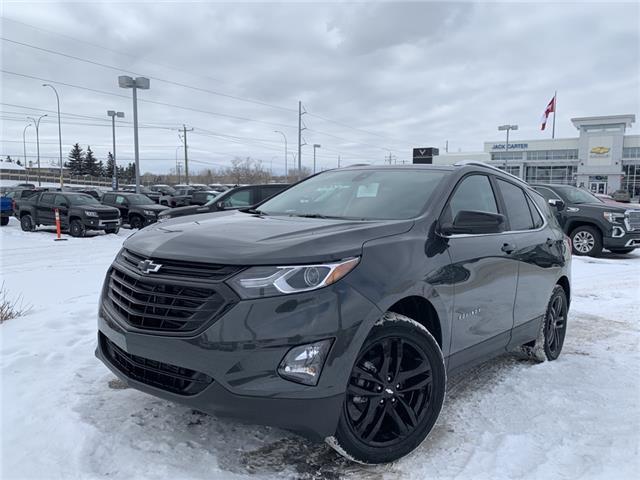 2021 Chevrolet Equinox LT (Stk: M6149382) in Calgary - Image 1 of 28