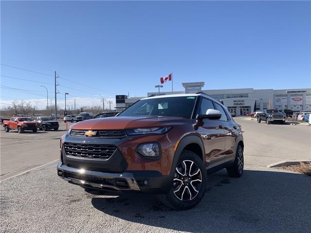 2021 Chevrolet TrailBlazer ACTIV (Stk: MB114902) in Calgary - Image 1 of 25