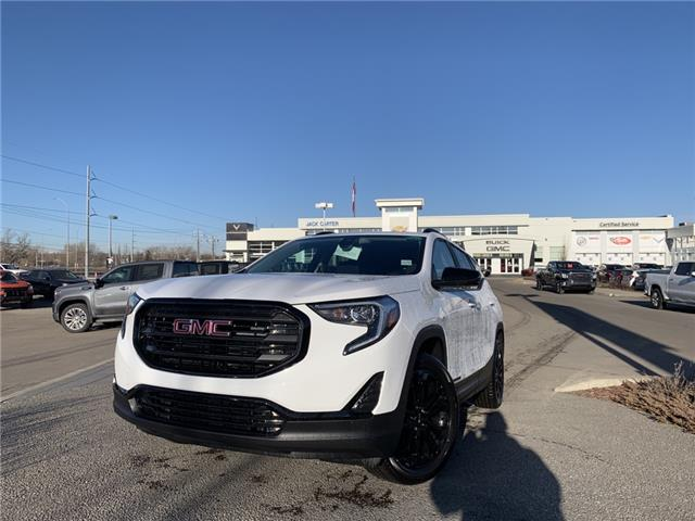 2021 GMC Terrain SLE (Stk: ML325633) in Calgary - Image 1 of 26