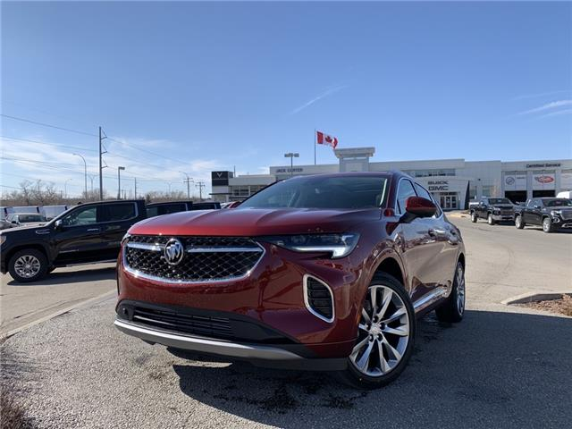 2021 Buick Envision Avenir (Stk: MD102501) in Calgary - Image 1 of 28
