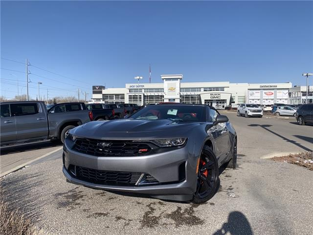2021 Chevrolet Camaro 1LT (Stk: M0125988) in Calgary - Image 1 of 25