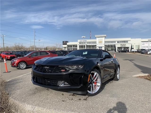 2021 Chevrolet Camaro 1LT (Stk: M0130684) in Calgary - Image 1 of 26