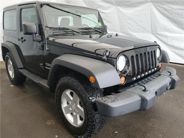 2012 Jeep Wrangler Sport (Stk: 2110631) in Thunder Bay - Image 1 of 14