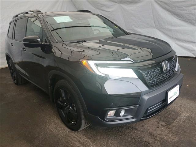 2019 Honda Passport Touring (Stk: IU2146) in Thunder Bay - Image 1 of 13