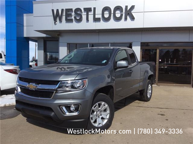 2018 Chevrolet Colorado LT (Stk: 18T139) in Westlock - Image 1 of 25