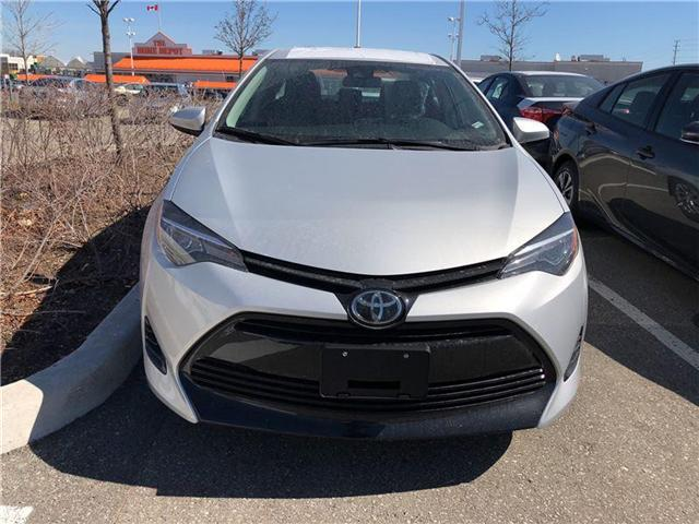 2018 Toyota Corolla LE (Stk: M180556) in Mississauga - Image 2 of 5
